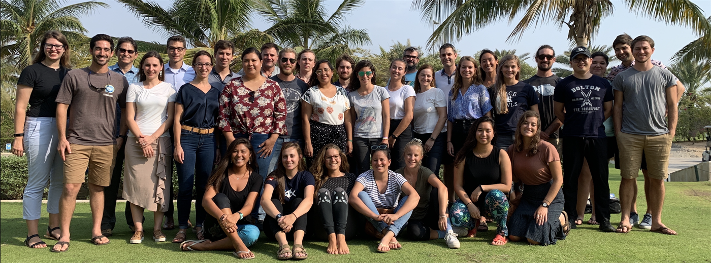 Berumen Lab 2019 Group Pic